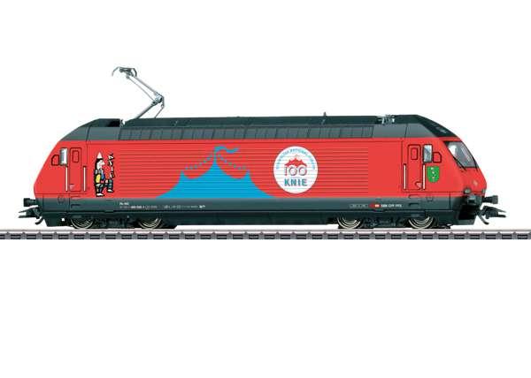 Jubiläumslok E-Lok Re 460