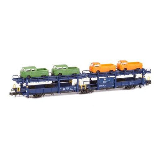 SBB Autotransporter Offs 60 blau SWISS EDITION