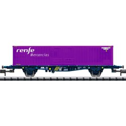 Containertragwagen RENFE