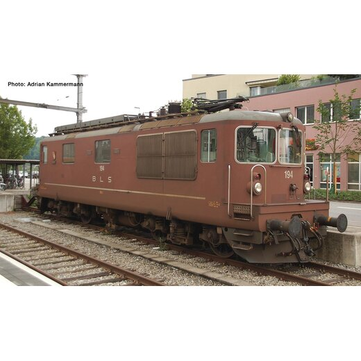 Elektrolokomotive Re 4/4 194, DC, Sound